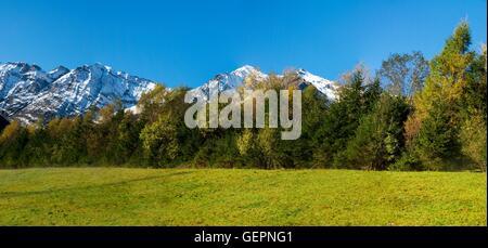 Geographie / Reisen, Österreich, Salzburg, Felbertal (Felber-Tal), Oberpinzgau (Oberpinzgau Bezirk), Nationalpark - Stockfoto