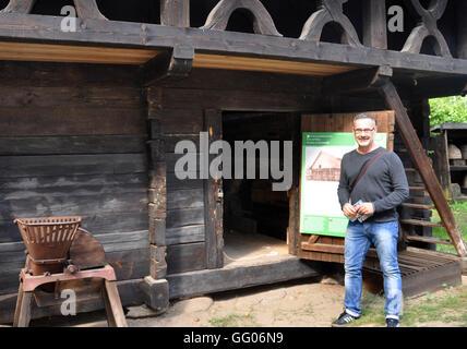 5f9394f104d3f4 August 2016. Der Museumsdirektor des Landkreises Oberspreewald-Lausitz