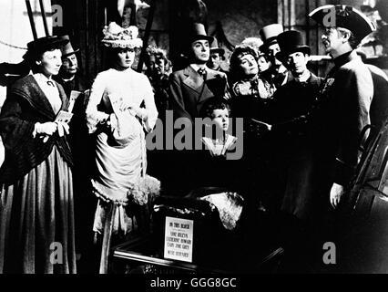 """DAS HAUS DER LADY ALQUIST / Gaslight USA 1944 / George Cukor Filmszene, """"Gaslight"""", 1944. Regie: George Cukor aka. Gaslight"""