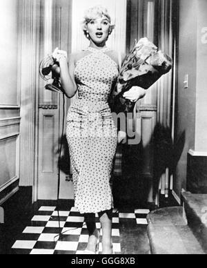 """DAS VERFLIXTE 7. JAHR / die siebenjährigen Itch USA 1955 / Billy Wilder MARILYN MONROE, """"The Seven Year Itch"""", 1955. - Stockfoto"""
