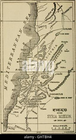 Berichte über die missionarische und wohlwollenden Gremien und Ausschüssen der Generalversammlung der presbyterianischen Kirche in den Vereinigten Staaten von Amerika (1894)