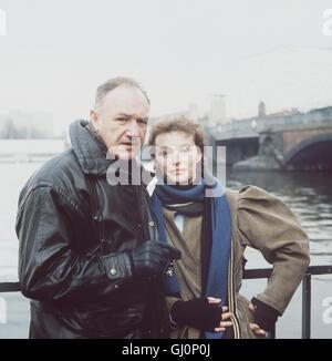 TARGET - ZIELSCHEIBE USA 1985 / Regie: Arthur Penn Walter Lloyd (GENE HACKMAN) Wird Eines Tages Auf Dramatische - Stockfoto