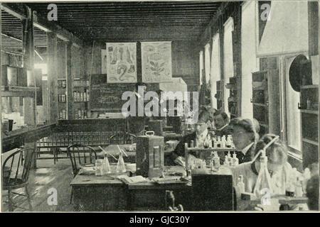 Zeitschrift für angewandte Mikroskopie und Labor Methoden (1901)