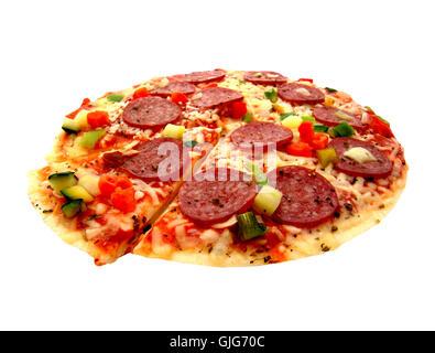 Pizza - Stockfoto