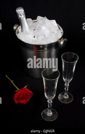Champagner - Stockfoto