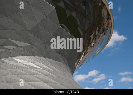 Engineering-futuristischen Baustil - Stockfoto