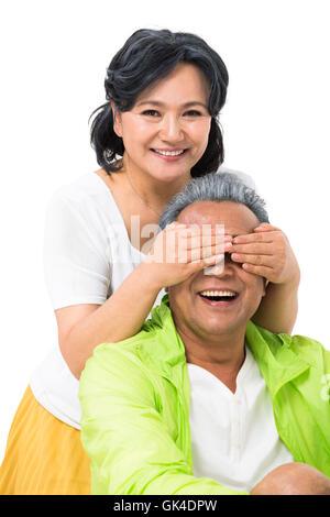 Am meisten Beliebt Augen Verbunden Erwachsene &