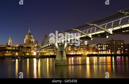 Dome London england - Stockfoto