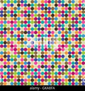 Abbildung Kreis abstrakt - Stockfoto