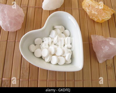 Heilung Salze Heilung - Stockfoto
