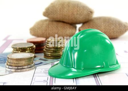 Baufinanzierung - Stockfoto
