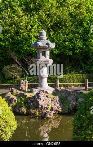 Japanese Tea Garden in San Francisco - Stockfoto