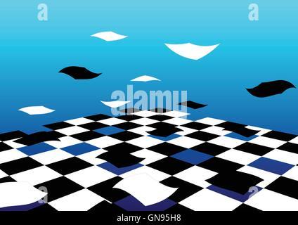 Zusammenfassung Hintergrund Stock fliegen - Stockfoto