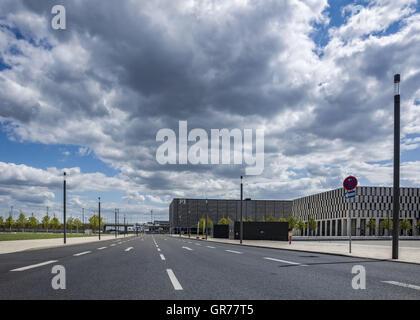 Flughafen Berlin - Stockfoto