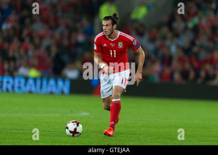 Fußballspieler Bale