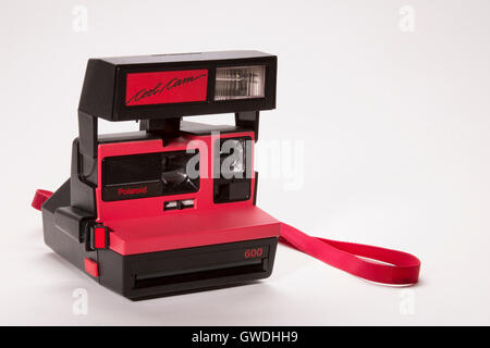Coole Cam Polaroid 600 Stockfoto Bild 118927746 Alamy