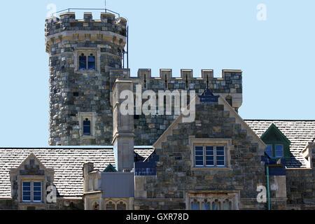 Hempstead House Schloss und Museum Sands Point erhalten Long Island New York - Stockfoto