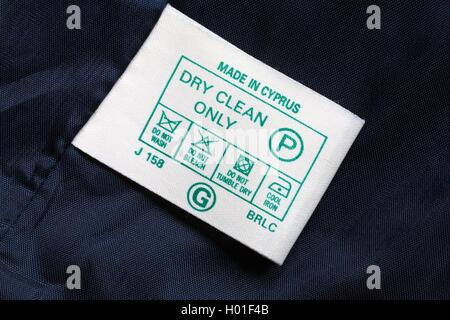 ▷ wäschezeichen enthüllen viele geheimnisse über die kleiderpflege
