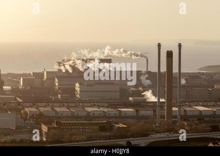 Port Stahlwerk Talbot