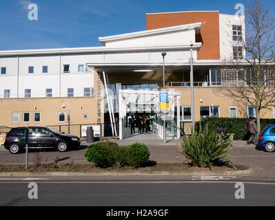Großbritannien, London, Roehampton, NHS, Queen Mary Hospital - Stockfoto