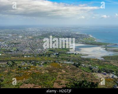 Rusheen Bay, Galway, County Clare, Irland - Stockfoto