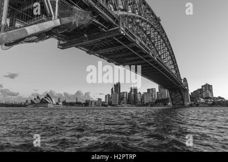Hafen von Sydney - Stockfoto