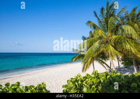 Playa Esmeralda, Provinz Holguin, Kuba, Karibik, Caribbean - Stockfoto