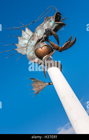 """Der """"Barbican Garnele"""" - Stockfoto"""