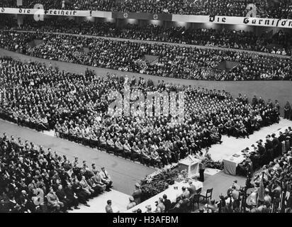 Goebbels Rede