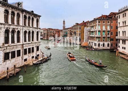 pal ste am canal grande venedig italien stockfoto bild 168543567 alamy. Black Bedroom Furniture Sets. Home Design Ideas