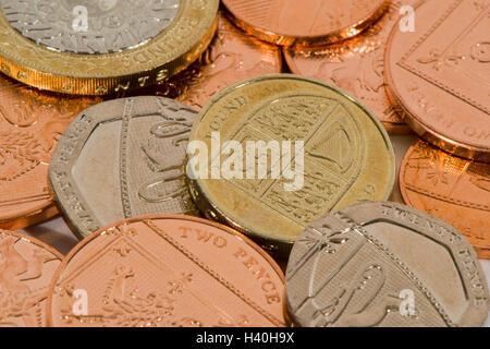 Uk Geld Neue Ausgabe 20 10 Und 5 Pfund Sterling Notizen