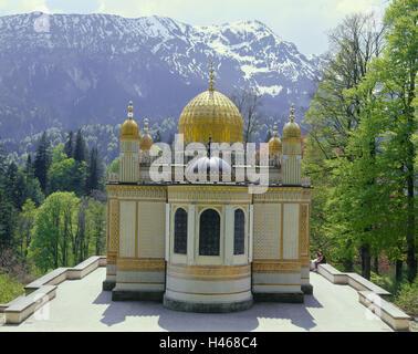deutschland bayern upper bavaria linderhof park garten blumen bett, Gartenarbeit ideen