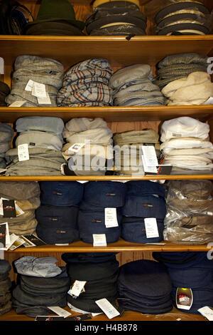 Hutladen Shop, Hüte, Handwerk, Geschäft, - Stockfoto