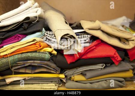 Hutladen Shop, Hüte, Handwerk, Garage, - Stockfoto