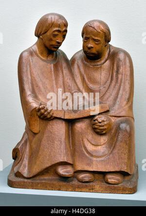 Skulptur des Künstlers Ernst Barlach in der