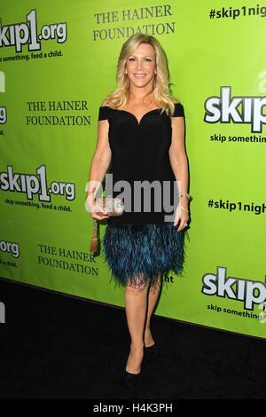 Kym Douglas im Ankunftsbereich für Skip1 Night Event, Loews Hotel Hollywood, Los Angeles, CA 15. Oktober 2016. Foto - Stockfoto