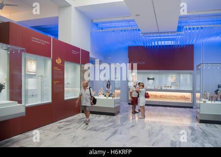 Griechenland, Kreta, Heraklion, Archäologisches Museum - Stockfoto