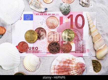 Bankkredite Institution Reisen Makro Nahaufnahme Makro Eintritt bezahlen schließen sich Ansicht Detail Freizeit - Stockfoto