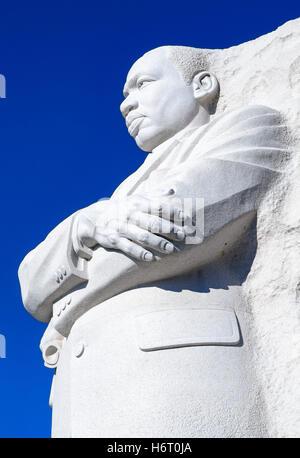 Martin Luther King Jr. Memorial - Stockfoto