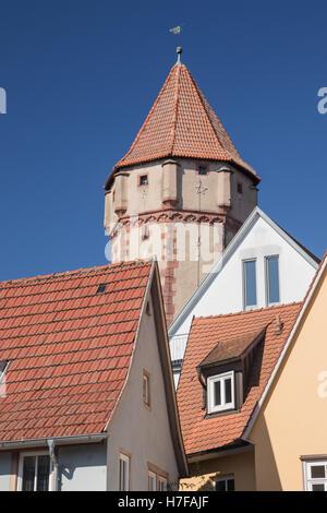 Turm wies - Stockfoto