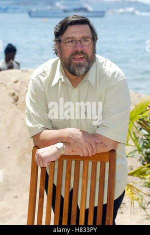 RICKY TOMLINSON CANNES FILM FESTIVAL 2002 CANNES FILM FESTIVAL CANNES Frankreich 21 Mai 2002 - Stockfoto