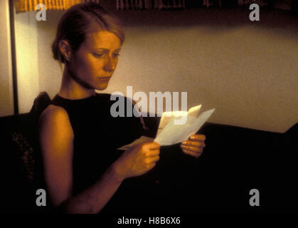 Besessen, (Besitz) USA 2002, Regie: Neil LaBute, GWYNETH PALTROW - Stockfoto