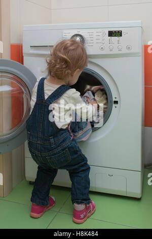 Mutters wäsche