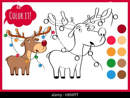Ungewöhnlich Weihnachten Farbe Buchseiten Fotos - Ideen färben ...