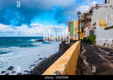 Punta Brava Teneriffa - Stockfoto
