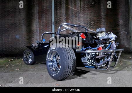 strandbuggy vw k fer installationssatzauto lustige coole autos buggys stockfoto bild 50824006. Black Bedroom Furniture Sets. Home Design Ideas