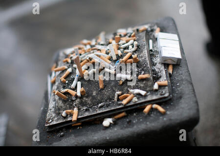 Rauchen In London