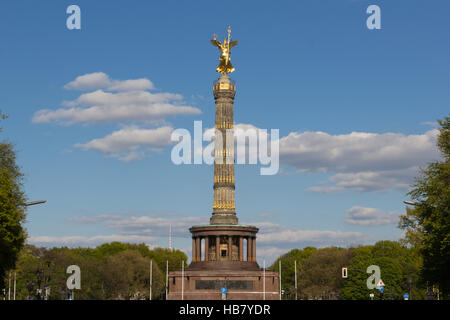Siegessäule in Berlin (Siegessaeule) - Stockfoto