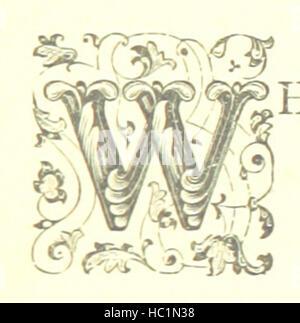 """Abbildung Seite 9 von """"Das Hammonds von Holycross"""" entnommen - Stockfoto"""