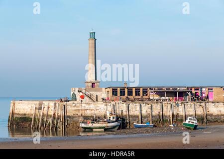 Margate Hafen. - Stockfoto